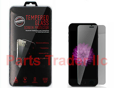 50x Lot Tempered Glass Screen Protectors for Apple iPhone 5 5s 5c Bulk Wholesale
