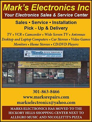 SPEAKER MUSICAL INSTRUMENT REPAIR SERVICE SOUTHERN MARYLAND 301-863-8466