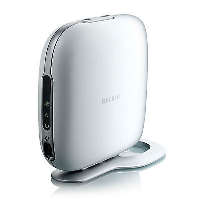 Belkin Docking Station & ExpressCard for Laptop PC VGA DVI USB AUDIO ETHERNET