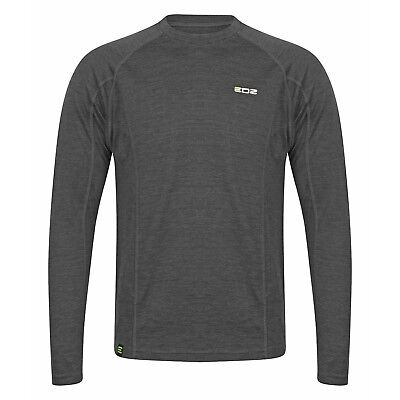 f857340dca873 EDZ 200G MEN S Merino Wool Base Layer T-Shirt Olive Green -  38.82 ...