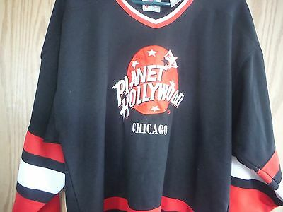Planet Hollywood Chicago Jersey, size M