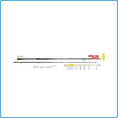 """CANNA FALCON IFISH SPIN 8"""" L 4/10LB 1/16-1/4oz 156g 2.40mt SW ANELLI PACBAY"""