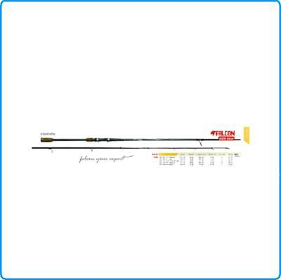 """CANNA FALCON IFISH SPIN 8""""M 8/15LB 3/8-3/4oz 162g 2.40mt SW ANELLI PACBAY"""