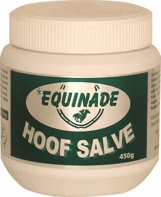Equinade Hoof Salve Natural Ingredients Anti-Bacterial dressing for Horses 450g