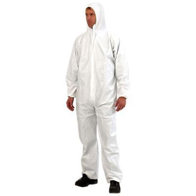 Quality Splash Proof Coverall Hood Spray Suits Asbestos painters spray paint