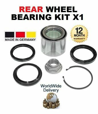 For Subaru Legacy Saloon Estate 1989--> New Rear Wheel Bearing Kit X1