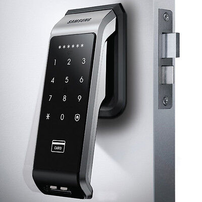 [Express] Samsung SHS-P510 Digital Door Lock + 4 Key Tags / SHS-6600 SHS-6601