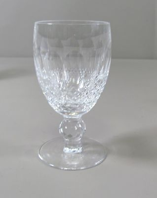 Waterford Crystal COLLEEN-SHORT STEM Wine Glass(es) Multi Avail Excellent