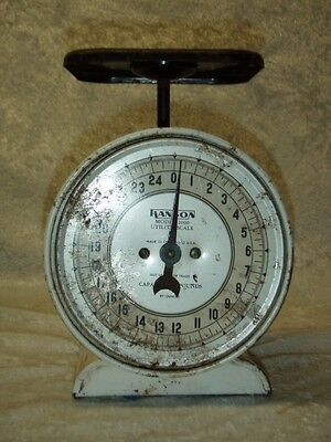 Antique Vintage Hanson Store Model 2000 Utility Scale