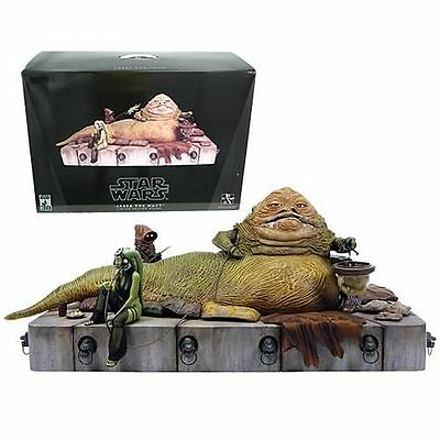 Star Wars JABBA THE HUTT statue~Oola~Jawa~Gentle Giant~Darth Vader~NIB