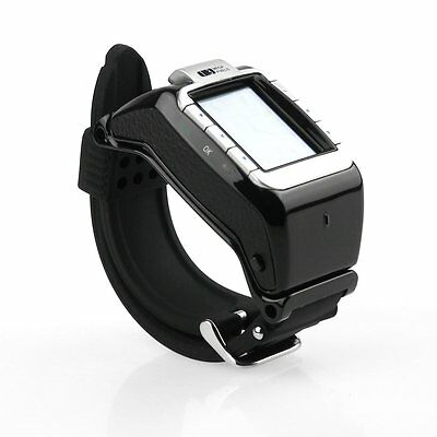 Hot Unlocked GSM Touch Screen Mobile Cell Phone Bluetooth Wrist Watch Camera MP3