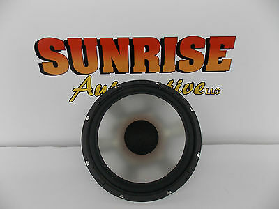 12 INCH WOOFER 8 Ohm CLEAR POLY REPLACEMENT SUBWOOFER FREE SHIPPING F-3 ML