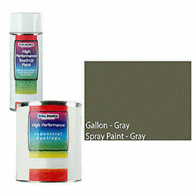 Toyota Forklift Spray Paint Gray Oem Color Match
