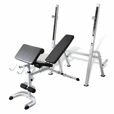 New Weight Bench Fitness Workout Bench Adjustable Multi-functional Gym Master