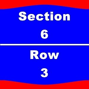 2 TIX Miami Heat vs Charlotte Hornets 4/7 American Airlines Arena Sect-116