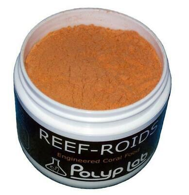 POLYPLAB REEF ROIDS NANO CORAL FOOD AND NUTRITIONAL SUPPLEMENT 30grams - FISH