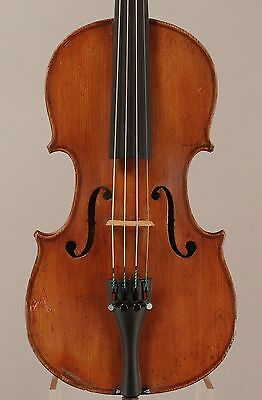 Old, Antique, Vintage Violin Lab. Compagnon 1/2 Size