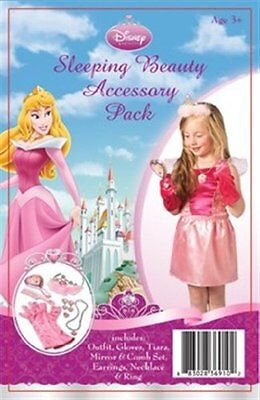 Sleeping Beauty * Princess Kleid inkl. Accessoire Set * Dornröschen * Disney *