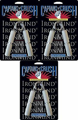 3 Ironmind Captains of Crush CoC Hand Gripper Pick Any 3 Grippers New