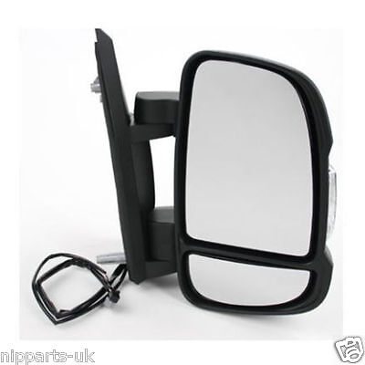 Citroen Relay  2006-2014 Electric Door Wing Mirror Rh Right Off Driver Side