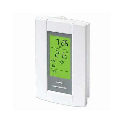 Honeywell/Aube TH115-A-120S 7-Day Programmable Line Voltage Thermostat