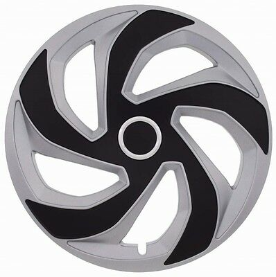 """Set Of 4 15"""" Wheel Trims To Fit Vw Golf 4  Golf 5, Golf 6, Polo + Free Gift #m"""