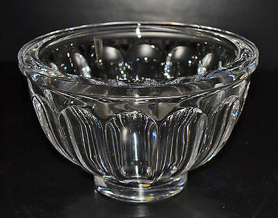 ORREFORS SAN MICHELE CRYSTAL BOWL
