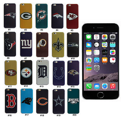 Newest USA US football Baseball hard case cover For apple iphone 4 5 s c 6 plus