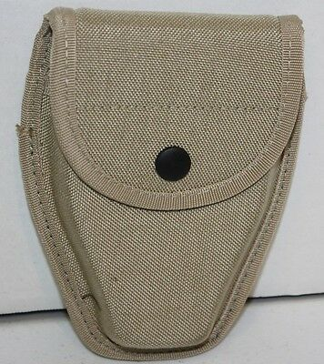 Voodoo Tactical Pouch / Utility / Handcuffs Case / Tan