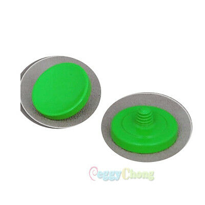 100x Green Metal Soft Shutter Release Button for Fujifilm Leica M6 M7 M8 M9 #12