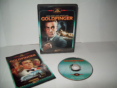 Goldfinger - DVD - Special Edition - Sean Connery