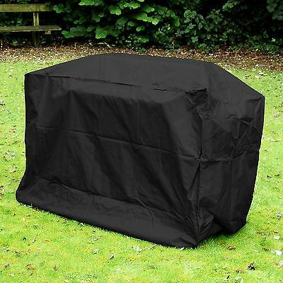 Heavy Duty Waterproof Bbq Cover Outdoor Garden Bbq Burner Black Cover All Shaped