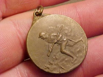 Original Wwi France 1917-1918 Medal