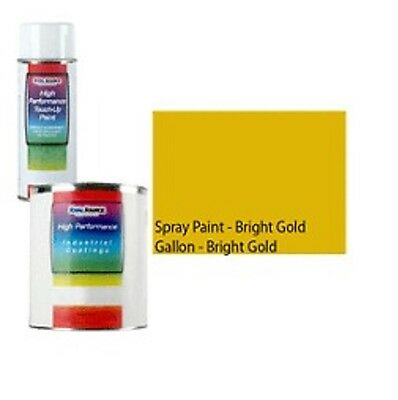 Yale Forklift Spray Paint Bright Gold