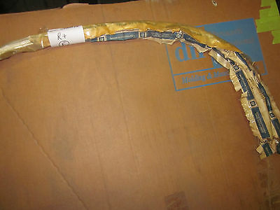 GM NOS 66 Chevelle LH Front Wheelwell Molding GM # 3884031