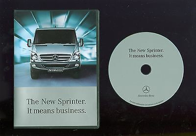 Mercedes Sprinter Promotional Dvd