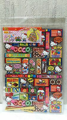 Sanrio Special Rare Hello Kitty Cute Gift Wrapping Bag 8P Japan Only Limited New