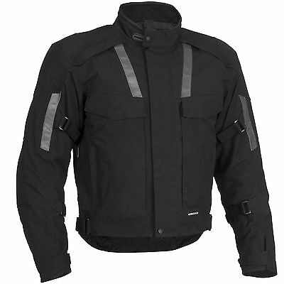 Newfacelook Men Protective Biker Motorcycle Motorbike Waterproof Armour Jacket