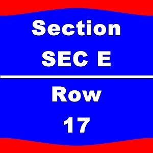 2 TIX Vince Gill 5/9 Durham Performing Arts Center Sect-4