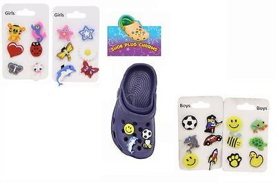 Shoe Charm Plug Crocs Clogs Sticker Funny Clips Kid Party Bag Favour Wrist Band