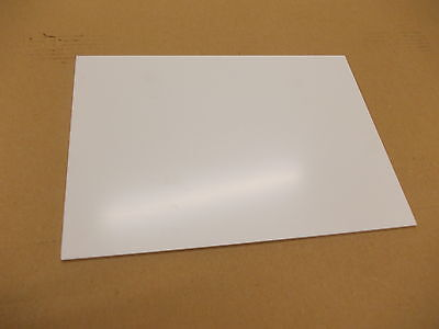 2.5MM WHITE UPVC SHEET MATT FINISH 600mm X 600mm Cladding Splashbacks