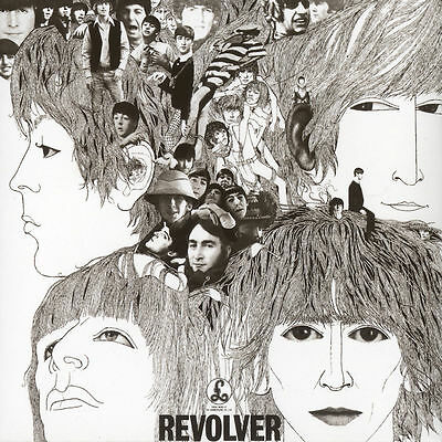 THE BEATLES Revolver 2012 UK 180g vinyl stereo LP SEALED / NEW