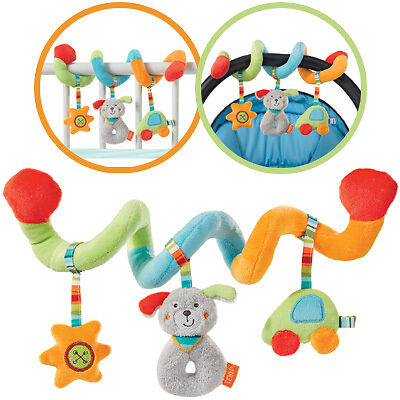 Baby Fehn Holiday Activity Spirale Hund (Bunt)