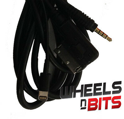 AUDI A2 A3 A4 A5 A6 TT 2009  ipod iPhone 8Pin Lighting to Media Interface Cable