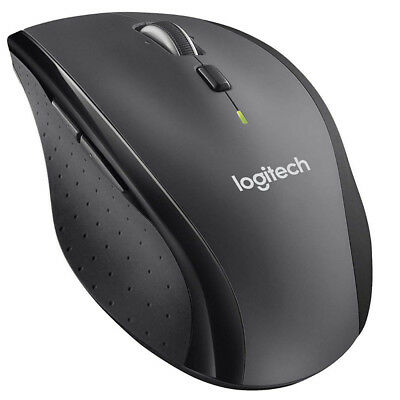 Logitech M705 Marathon Wireless Laser Mouse with Unifying USB Receiver