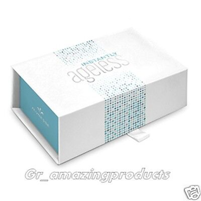 JEUNESSE INSTANTLY AGELESS Botox alternative New Box Of 25 Vials Eye Womens lot