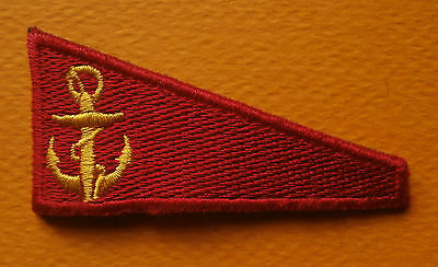 The Soviet Russian emblem on the Marines beret, 1970-1991