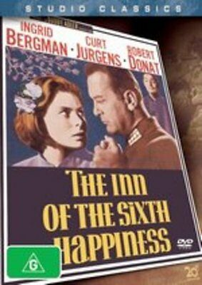 The Inn of the Sixth Happiness (Studio Classics) NEW DVD Ingrid Bergman