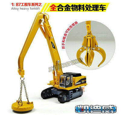 1/87 KDW DIECAST Construction High Precision HP Crane DISPLAY MODEL