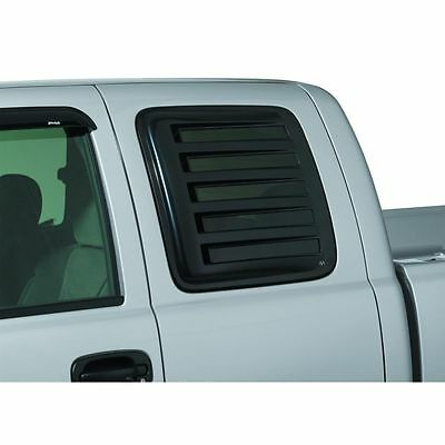 Ventshade Set of 2 Window Louvers New F150 Truck F250 Ford F-150 97410